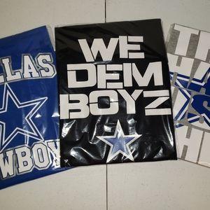 New Cowboys Shirts